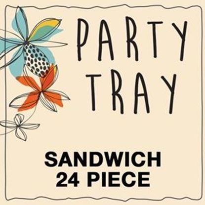 24 Piece Sandwiches